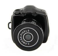 2016 Y2000 Spy Camera NOUVEAU Y2000 Mini petit HD numérique DV caméra Webcam DVR enregistreur vidéo caméscope