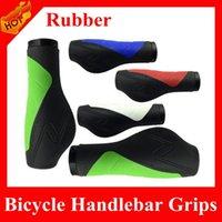 alloy comfort bike - Hot Sale Fashion Comfort Lockable Handlegrip Rubber Bicycle Grips Mountain Bike BMX MTB Handlebar Grips Cycling parts