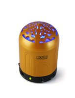 Wholesale Mosque Design Holy Portable Quran Speaker With LED Lights Color Changing with Imans and tanslations