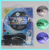 amazing tape - 10SETS LED Strip Blister Kit LED SMD RGBW RGBWW PCB black waterproof non waterrpoof amazing flexible tape