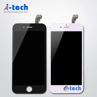Wholesale 4 inch For iPhone LCD With Touch Screen Digitizer Assembly Display Replacement via DHL