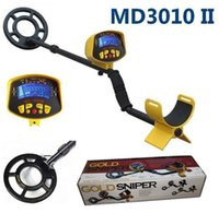 Wholesale MD3010II Ground Searching Metal Detector Gold Digger