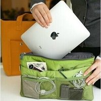 Wholesale New arrival ipad storage bag space bag hanging storage bag storage makeup organizer fashion factory cheap
