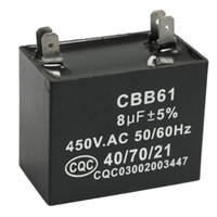 air conditioner fan capacitor - Arrive CBB61 uF V AC Hz Air Conditioner Fan Motor Start Capacitor