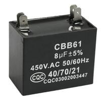 air conditioner fan capacitor - Arrive CBB61 uF V AC Hz Air Conditioner Fan Motor Start Capacitor