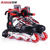 adjustable child chair - Gift skating shoes in line skate shoes adjustable child