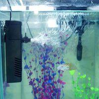 Wholesale 3 in1 Fish Tank Aquarium Internal Filter Submersible with Spray Bar Blacks