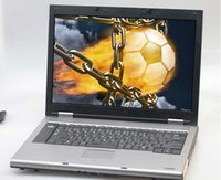 Wholesale Brand Silver Gray quot Core Duo T8100 Ghz G RAM G HDD Laptop Pin Com DVD Wifi PC Laptop Computer Notebook