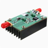 high power rf - High Quality MHz MHZ New HF FM VHF UHF RF Power Amplifier For Ham Radio Heatsink