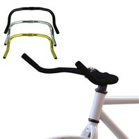 alloy fixie - A Stylish Alloy Bullhorn HandleBars For Fixie Fixed Gear Single Speed Road Bike Cycling accessory