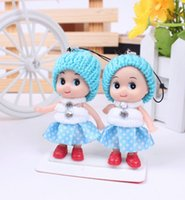 baby mobile accessories - 50 color children toy girl doll baby confused doll doll colors Mobile Phone s Accessories toys Confuso boneca