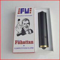 Fuhattan mod vape mod - Newest Fuhattan Mod Magnet Switch Aluminum Tube fuhattan Vape Mod vs Manhattan Apolo Telscope CMII Tesla Shotgun Overdose SMPL mod