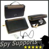 Bolso del espía con el telecontrol ocultado alejado sin hilos DVR del agujero de alfiler Gadget espía de la cámara 720 x 480 pixeles AVI 30fps Apoye Windows XP / Vist / WIN7 / 8