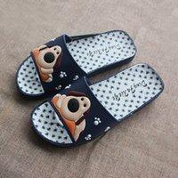 plastic slippers - Women s summer home slippers cartoon women fashion slippers ladies indoor plastic sandals