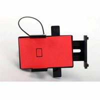 Wholesale Hippo Universal Bicycle Mount Holder for Phone Samsung Galaxy S4 S IV i9500 iPDA GPS MP4 Red