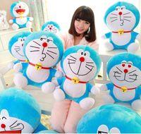 25cm lindo famoso lindo Geniune Anime Doraemon de la historieta Juguetes figura de peluche para adultos favorables Regalos Juguetes de cumpleaños para niños MYF72