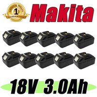 Wholesale Packs New MAKITA V BL1830 BL1830 AH LXT Rechargeable Lithium Ion Battery order lt no track