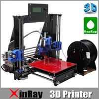 3d printer - Hot Selling DIY Mini Desktop D Printer XR GT061 with LCD Screen Black Transparent Optional Acrylic Frame