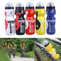 Wholesale Outdoor Portable Bike Bicycle Cycling Sports Drink Jug ML Water Bottle