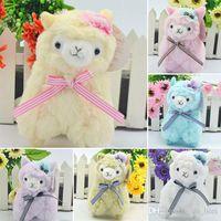 arpakasso hat - 2015 New Alpacasso Alpaca Plush Toy Hat Adorable Doll Stuffed Arpakasso Alpacasso cm Gift Oe1G