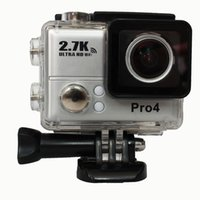 used pcs - Gopro Hero Sport camera Go Pro Style Camera Top K Full HD P With WIFI Control Phone Tablet PC meters Waterproof Camera