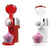 Wholesale Big Boss Swirlio Frozen Fruit Dessert Maker Ice cream machine Magic milk shake Snack Maker w
