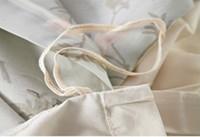 Wholesale set Hot Sale TC Egyptian Cotton Quilt Cover Set King Size Pottery