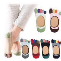 beauty codes - Hot Sala Pair Cotton Color Toe Summer Beauty Perfection Through Code Invisible Socks
