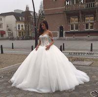 Cheap Ball Gown Wedding Dresses Best Vestido De Noiva