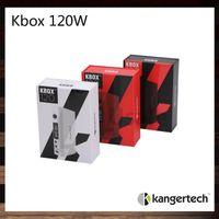 Precio de D3 ipv-Kang KBox 120W TC Box Mod Kangertech KBOX 120 Ecigarette Mods 100% original VS Sigelei 200W Odyssey Mini <b>IPV D3</b>