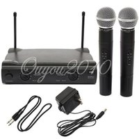 professional karaoke system - One Good Sound Professional Wireless Cordless DJ Karaoke KTV Club Party Public Music Concert Home Address Microphone System