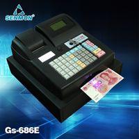 cash register - Gs E Electronic Cash Register Cashier Register ECR POS Machine with Software for Retail store Restaurant Clothes store