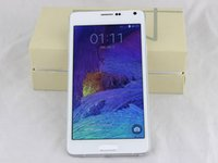 Wholesale Note Quad Core N9100 G LTE Show MTK6589 GB GB Pixels inch QHD IPS Screen Android4 Dual Camera Air Command with Pen
