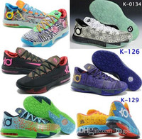 Cheap Wholesale KD Basketball Shoes KD VI What the KD Athletics Shoes Cheap Sale kd Shoes KD VI 6 Sports Shoes Mens Trainers Dropping Sneaker Boot