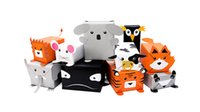 Wholesale Pieces DIY Animal Wrapping Paper Animal Gift Wrap Make Cardboard Animal Shaped Gifts
