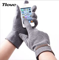 Wholesale 3 colors High quality ipone Touch Screen Gloves Winter Gloves Men Gloves Mittens knit luvas Mechanix Gloves Frozen A991 Pair