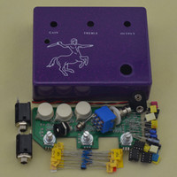 Wholesale KLON CENTAUR PURPLE HORSIE PROFESSIONAL OVERDRIVE OD PEDAL FX Pedal Stomp box Kit