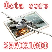 Wholesale 10 inch core Octa Cores X1600 DDR3 GB ram GB MP Camera G sim card Wcdma GSM Tablet PC Tablets Android4