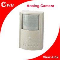 cctv camera lens - CWH H Mini CCD Pinhole Camera H TVL Security Camera quot Sony CCD CCTV Hidden Color Smoke Camera with mm Pinhole lens