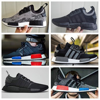 Cheap adidas Originals Runner PK NMD Discounted Men's & Women's 100% Origina 2016 NEW Cheap Fashion Sport Shoes With the Original Boxes
