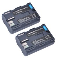 Wholesale Battery BP A V mAh Digital Batteries green environment friendly Battery for EOS D D D D D D D