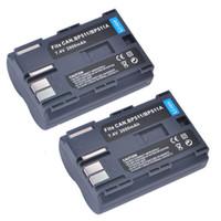 Wholesale Battery BP A V mAh Digital Batteries green environment friendly Battery for EOS D D D D D D D