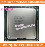 Wholesale Original W3550 GHz M GT s SLBEY LGA CPU Server Processor High Quality order lt no track