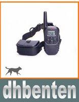 Wholesale LAI358 new hot LCD LV SHOCK VIBRA REMOTE DOG TRAINING COLLAR