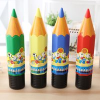 Wholesale Anise plastic color pencil student stationery