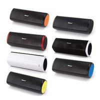 Wholesale TF Card Storage With FM Radio Feature Bluetooth Wireless Speaker Cubic Retro Style Black Color Speaker