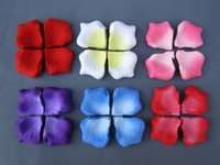 wedding rose petals cheap - 2015 Multicolor Paper Rose Petals For Wedding Cheap Petalos De Rosa