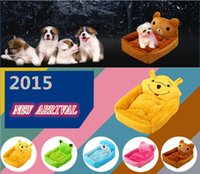 dog beds - Pet Cute Fashion Cartoons Animals Shapes Princess Prince Kennel Nest House Dog Sofa Bed Pet Supplies Winter Warm Home color size S L