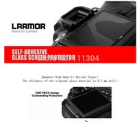 Wholesale camera LARMOR GGS Self Adhesive Optical Glass LCD Screen Protector for nikon D810