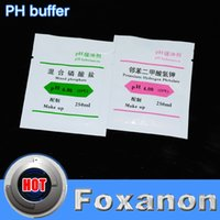 Wholesale Hot Selling PH Buffer Powder for PH Test Meter Measure Calibration Solution pH T0046 W